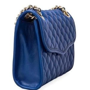 Rebecca Minkoff Quilted Affair Leather Bag NEW